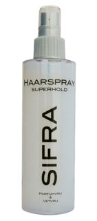 Haarspray Super Hold